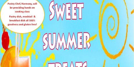 Sweet Summer Treats tickets