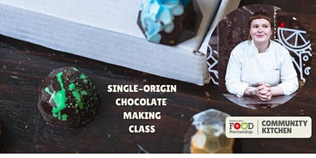 Single-origin chocolate making with Cocoa Crystal (in person) tickets