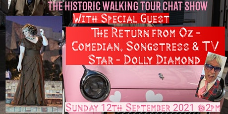 Me Dear? Gay Dear? Absolutely Dear *Starring TV Star - Dolly Diamond tickets