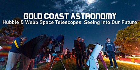 Hubble & Webb Space Telescopes: Seeing Into Our Future tickets