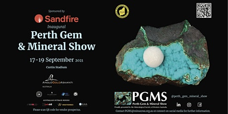 Perth Gem and Mineral Show tickets