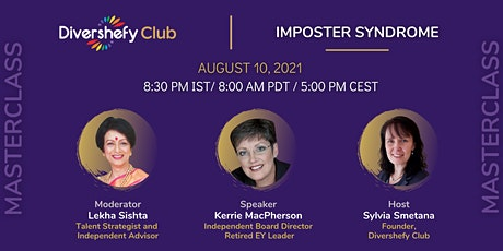 MasterClass -  Imposter Syndrome tickets