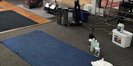 Accredited Carpet Care Expert * 9/23 * Orlando Classroom/Remote tickets