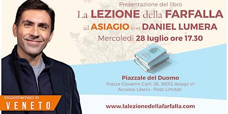 Presentazione ad Asiago con Daniel Lumera | La Lezione della Farfalla biglietti