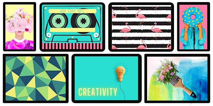 Webinar - Creative Image Design image