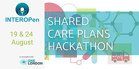 Shared Care Plans Hackathon tickets