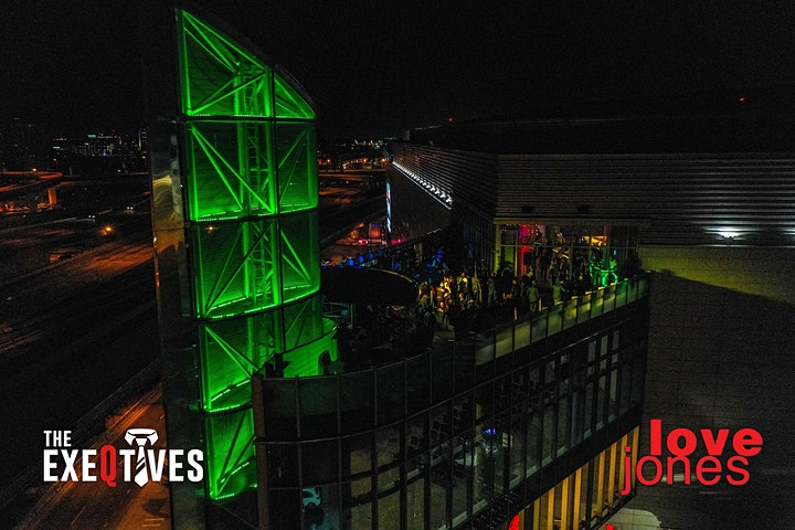 LOVE JONES ❤️: The Ultimate R&B Rooftop Experience image