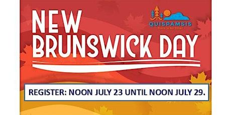 New Brunswick Day - Apryll Aileen tickets