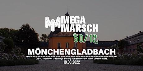 Megamarsch 50/12 Mönchengladbach 2022 Tickets