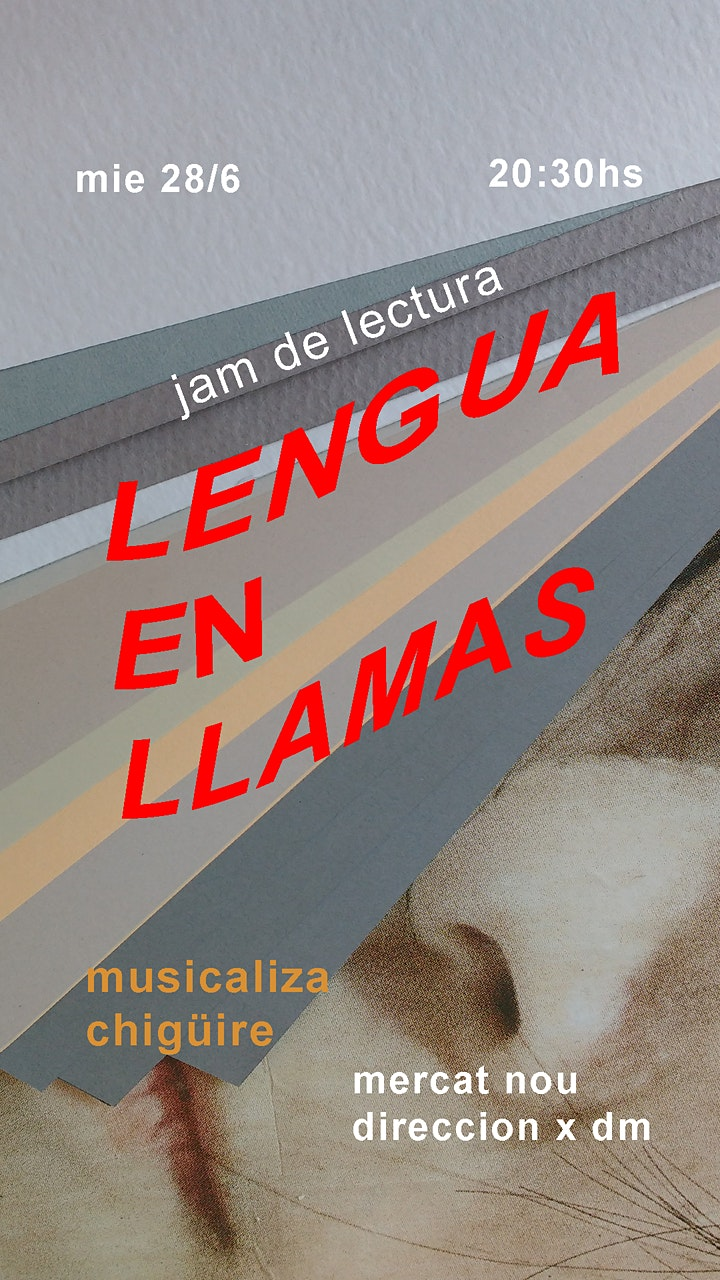 Imagen de LENGUA EN LLAMAS