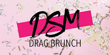 August Drag Brunch tickets