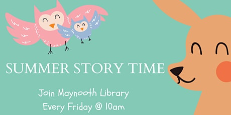Live Story Time & Sing Along Nursery Rhymes July 30th tickets