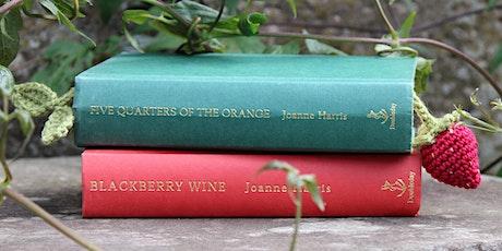 Crochet-a-Long   Strawberry Bookmark tickets