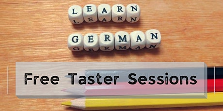 Online German Taster  Session tickets