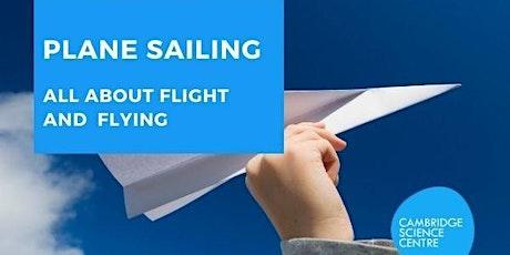 Home Educators Session – Plane Sailing tickets
