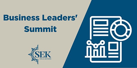 Business Leaders' Summit - Gettysburg, PA tickets