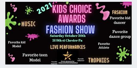 Kids Award Party & Fashion Show tickets
