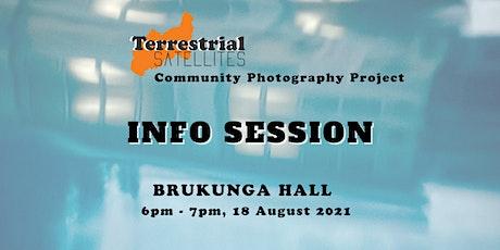 Terrestrial Satellites Info Session, Brukunga SA tickets