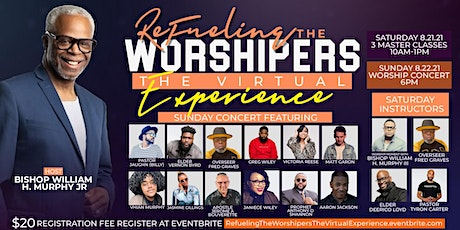 Refueling the Worshipers: The Virtual Experience tickets