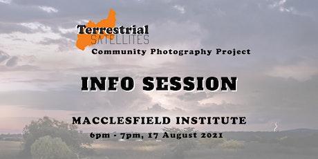 Terrestrial Satellites Info Session, Macclesfield SA tickets
