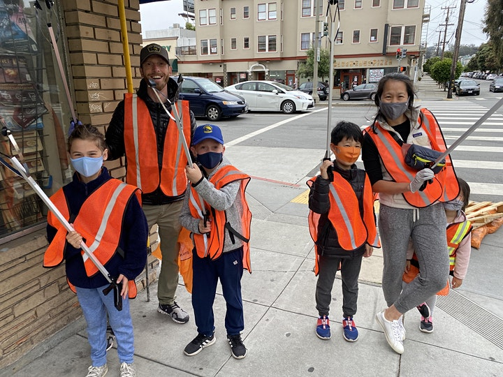 Nob Hill Monthly Street Sweeps image