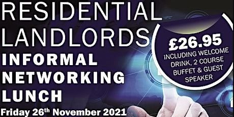EMPO's Residential Landlords & Property Investor Networking Lunch Event tickets
