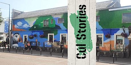 Dun Laoghaire Street Art tour tickets