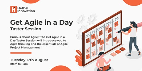 Get Agile in a Day: Taster Session tickets