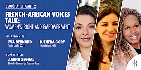 French-African Voices billets