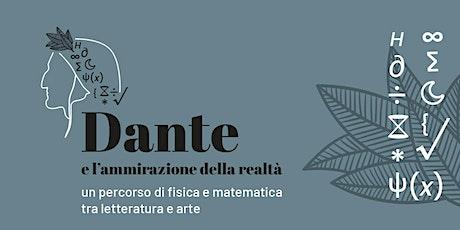Dante cristiano impegnato biglietti