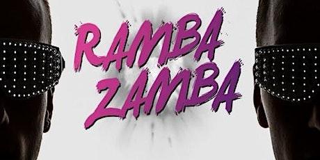 RAMBA ZAMBA and Friends Tickets