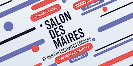 Salon des maires et de Collectivités locales  - Vendredi 8 octobre tickets