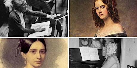 Grandes Compositoras de la Música entradas