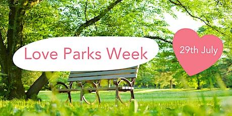 Guided Walk around Castle Bromwich Parkland: Love Parks Week tickets