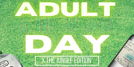 Adult Field Day X The Jungle Edition tickets