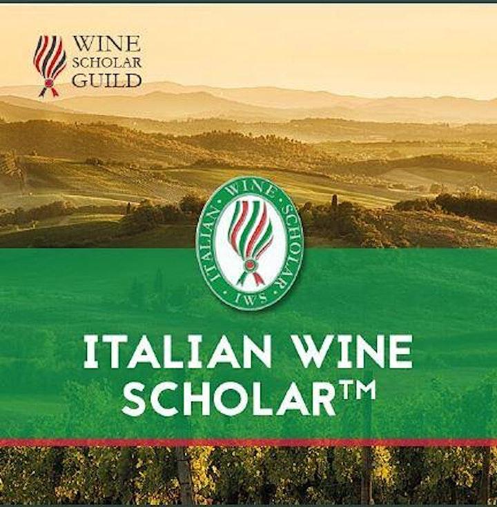 Imagen de Curso de 4 días sobre Vinos Italiano con ITALIAN WINE SCHOLAR ™