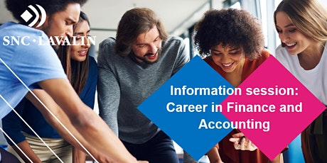 SNCL Series: Career in Finance and Accounting tickets