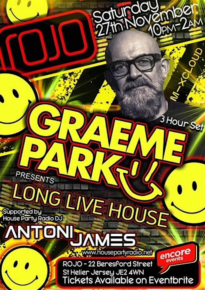 Long Live House with Graeme Park image