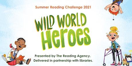 Summer Reading Challenge - Story Walk in the Wonky Garden tickets