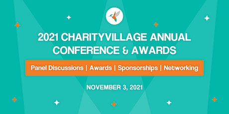2021 CharityVillage Annual Conference & Awards tickets