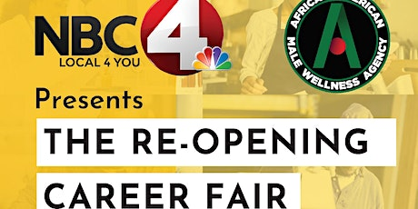 """NBC4i Presents NCUS  - THE REOPENING """"Let's Employ Central Ohio"""" tickets"""