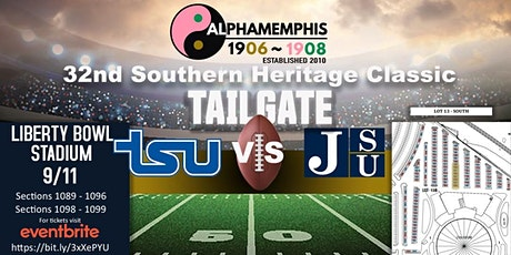 2021 AlphaMemphis Ultimate Tailgate Experience tickets