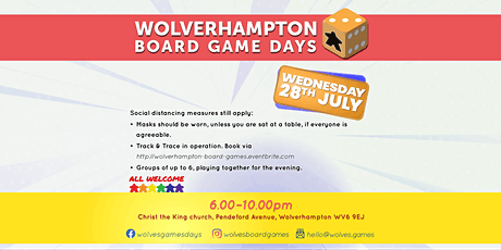 Board Game Summer evening tickets
