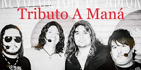 Revolucion de Amor: Tributo a Maná tickets