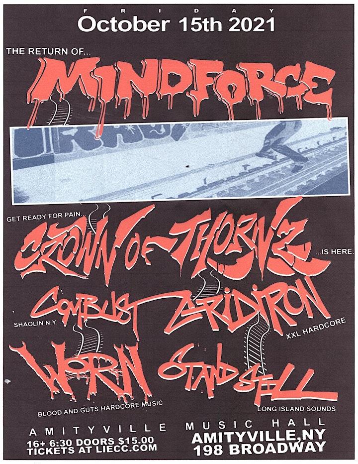 Mindforce, Crown of Thornz image