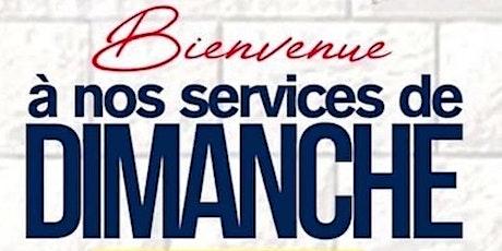 Service du 25 juillet 2021 de 9h30 à 12h30 tickets