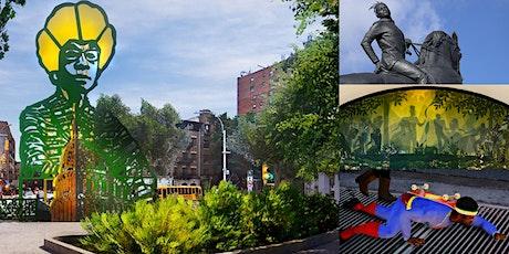 'African American Culture in NYC's Public Art' Webinar tickets