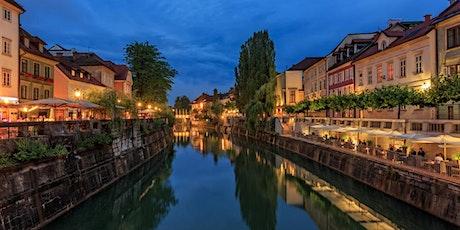 Ljubljana by Night tickets