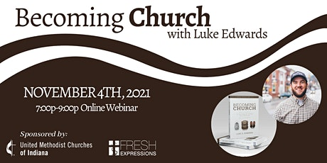 Becoming Church (Webinar) tickets