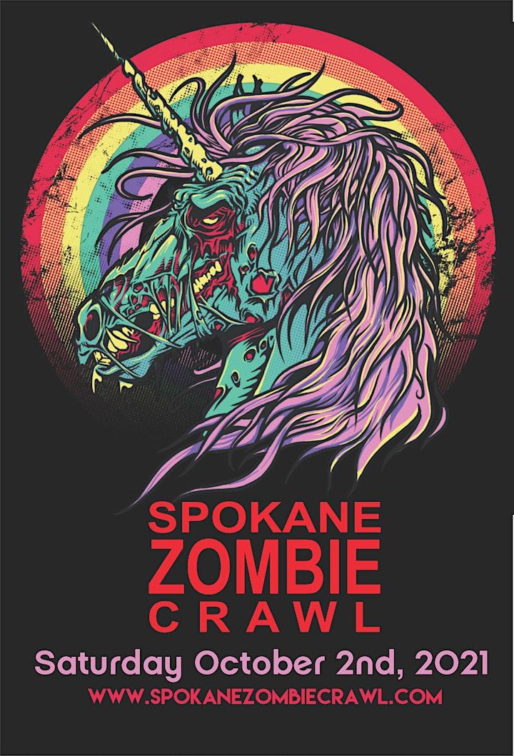 Spokane Zombie Crawl image